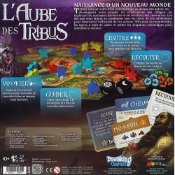L'AUBE DES TRIBUS -DOS
