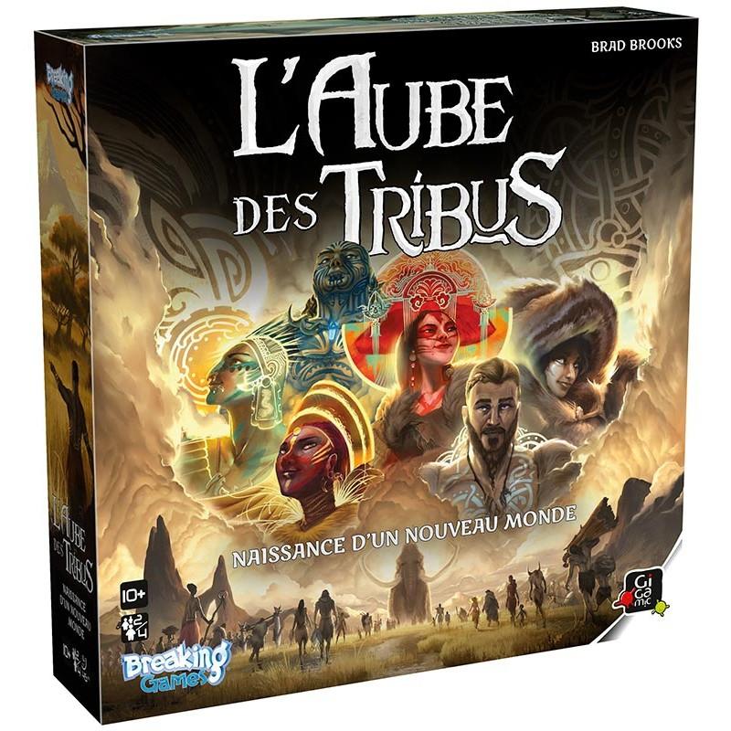 L'AUBE DES TRIBUS - FACE
