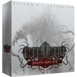CTHULHU : DEATH MAY DIE SAISON 2 (EXT) - FACE