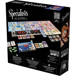 THE SPECIALISTS - Dos