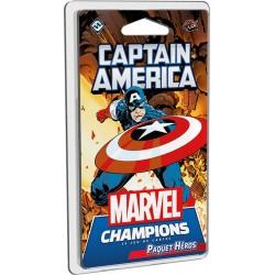 MARVEL CHAMPIONS : CAPTAIN AMERICA - Face