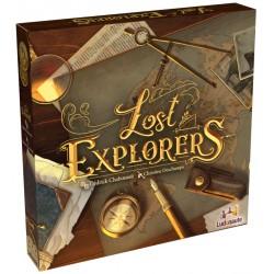 LOST EXPLORERS  - FACE