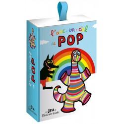 L'ARC-EN-CIEL DE POP  - FACE