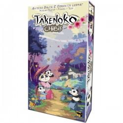 TAKENOKO : CHIBIS (EXT) - FACE