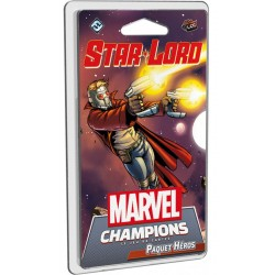 MARVEL CHAMPIONS : STAR-LORD - FACE