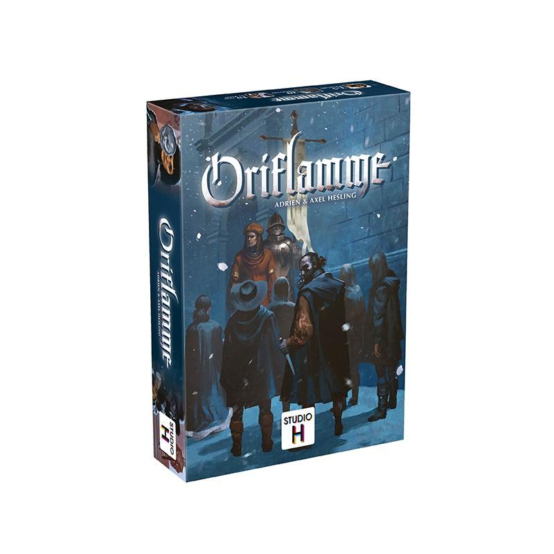 ORIFLAMME Face