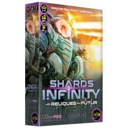 SHARDS OF INFINITY : LES RELIQUES DU FUTUR (EXT) - FACE