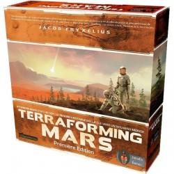 TERRAFORMING MARS VF  - Face