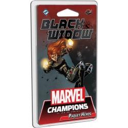 MARVEL CHAMPIONS : BLACK WIDOW - FACE