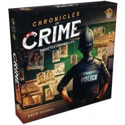 CHRONICLES OF CRIME - ENQUÊTES CRIMINELLES  - FACE