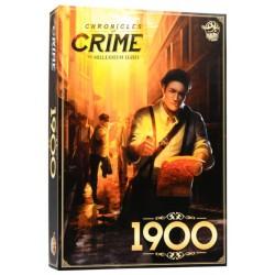 CHRONICLES OF CRIME MILLENIUM - 1900 - FACE