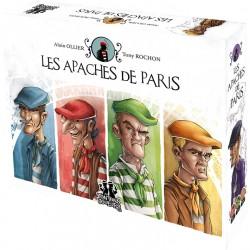 LES APACHES DE PARIS - FACE