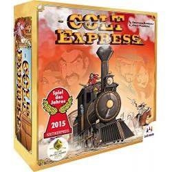 COLT EXPRESS - FACE