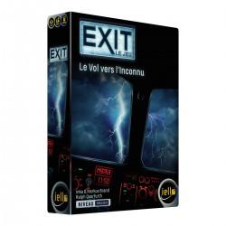 EXIT : LE VOL VERS L'INCONNU - Face