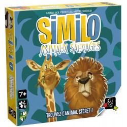 SIMILO ANIMAUX SAUVAGES - FACE