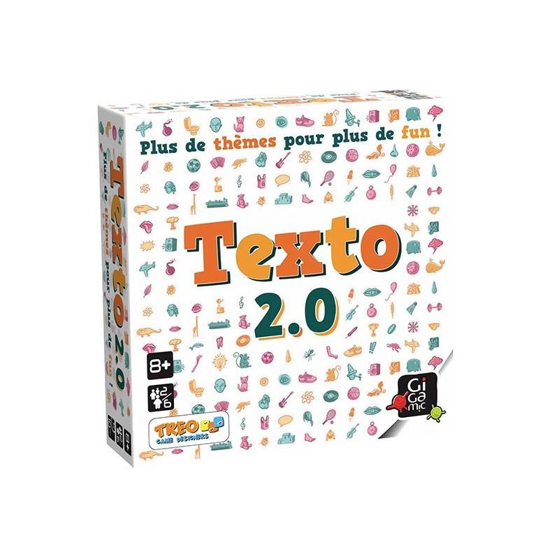 TEXTO 2.0 - FACE