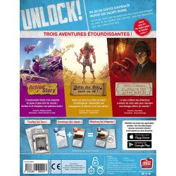 UNLOCK! 9 : LEGENDARY ADVENTURES - DOS