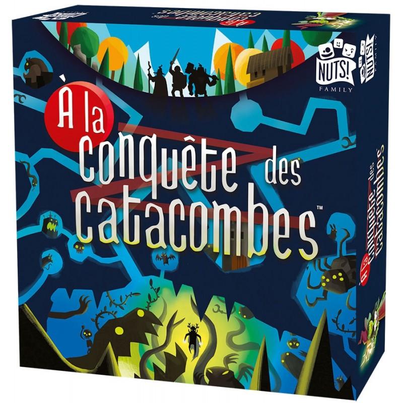 LA CONQUÊTE DES CATACOMBES - FACE