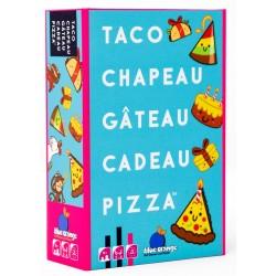 TACO CHAPEAU GÂTEAU CADEAU PIZZA  - FACE
