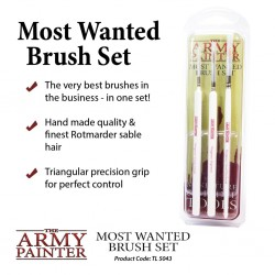 Pinceau - Most Wanted Brush...