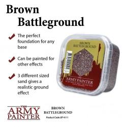Flocages - Brown Battleground