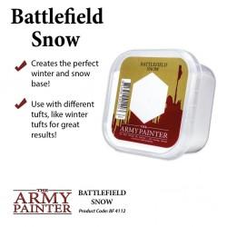 Flocages - Battlefield Snow