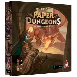 PAPER DUNGEONS - FACE