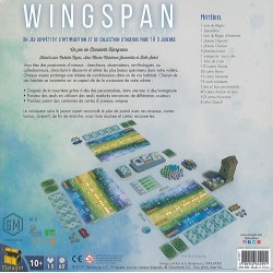 WINGSPAN - DOS