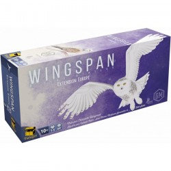EUROPE : EXTENSION WINGSPAN - FACE
