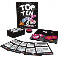 TOP TEN 18+ - CONTENU 1
