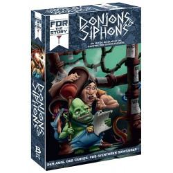 DONJONS & SIPHONS - FACE