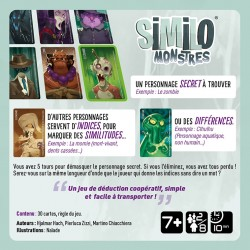 SIMILO MONSTRES - DOS