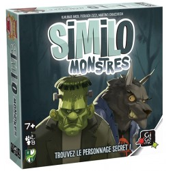 SIMILO MONSTRES - FACE