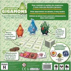 CHASSE AUX GIGAMONS - DOS