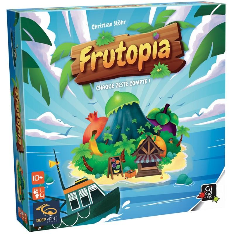 FRUTOPIA - FACE