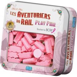 Les Aventuriers du Rail : Play Pink - FACE