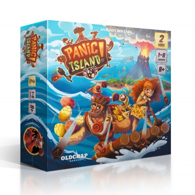 PANIC ISLAND - FACE