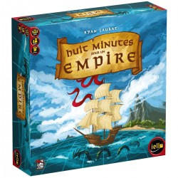 8 MINUTES POUR UN EMPIRE - Face