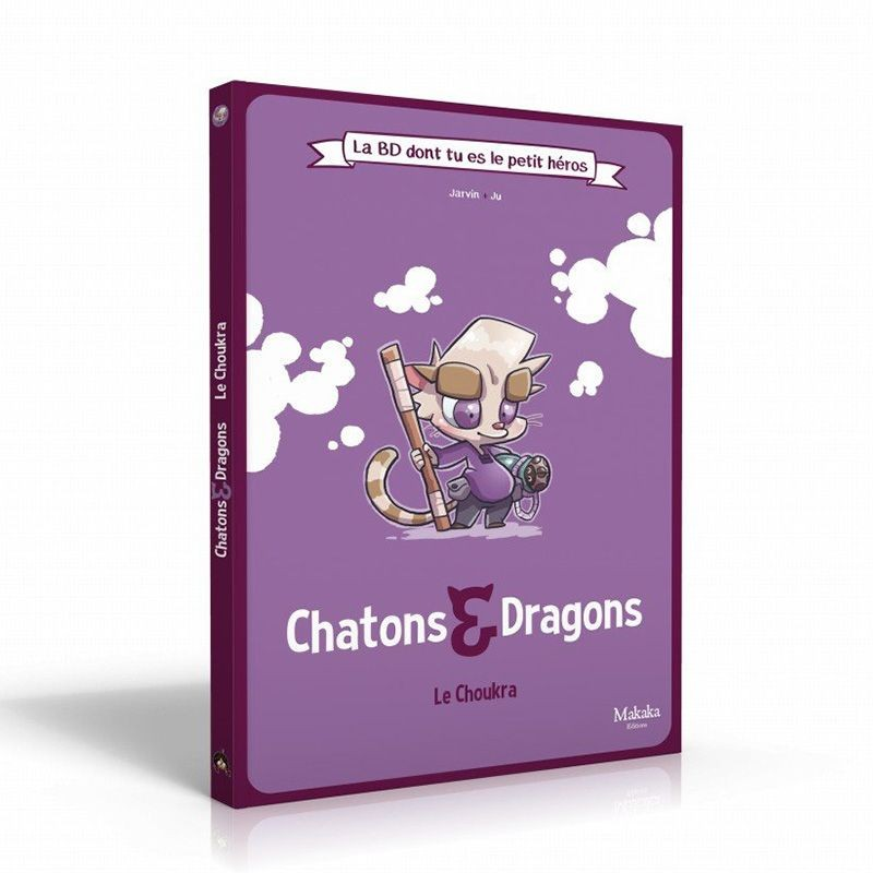 CHATONS ET DRAGONS - FACE