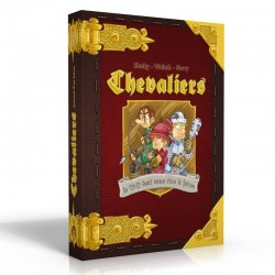 CHEVALIERS TOME 1 - FACE