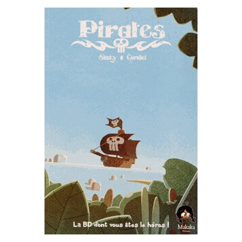 PIRATES TOME 1 - FACE