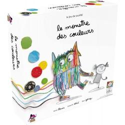 LE MONSTRE DES COULEURS - FACE