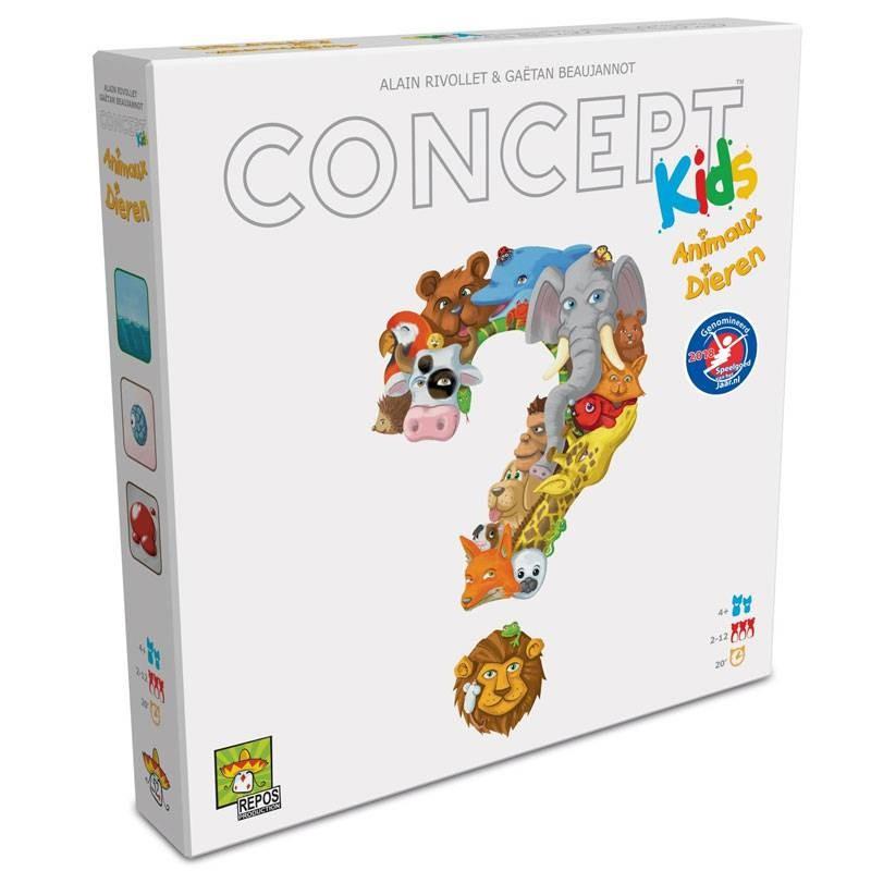 CONCEPT KIDS : ANIMAUX - FACE