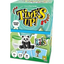 TIME'S UP KIDS 2 PANDA - FACE