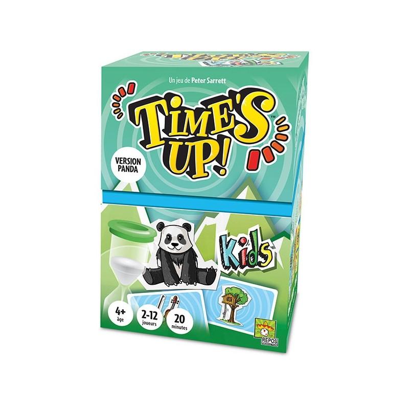 TIME'S UP KIDS 2 PANDA - FACE