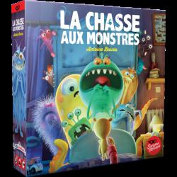 LA CHASSE AUX MONSTRES - FACE