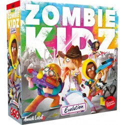 ZOMBIE KIDZ EVOLUTION - FACE