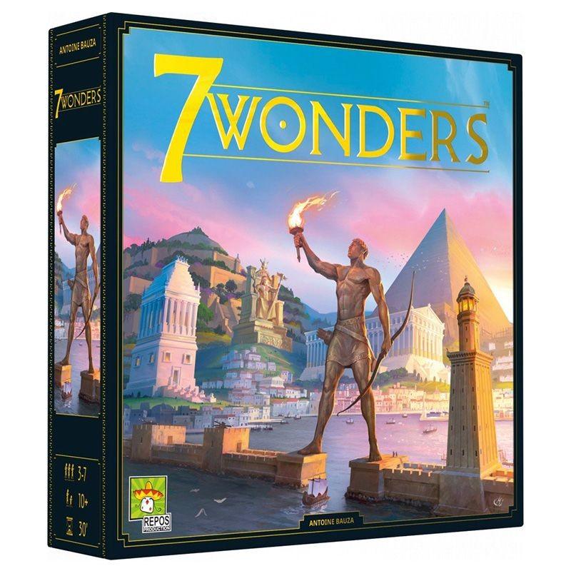 7 WONDERS - FACE