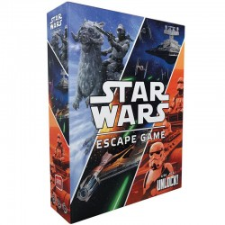 STAR WARS ESCAPE GAME - FACE