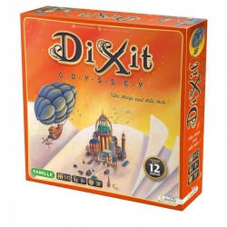 DIXIT ODYSSEY - FACE